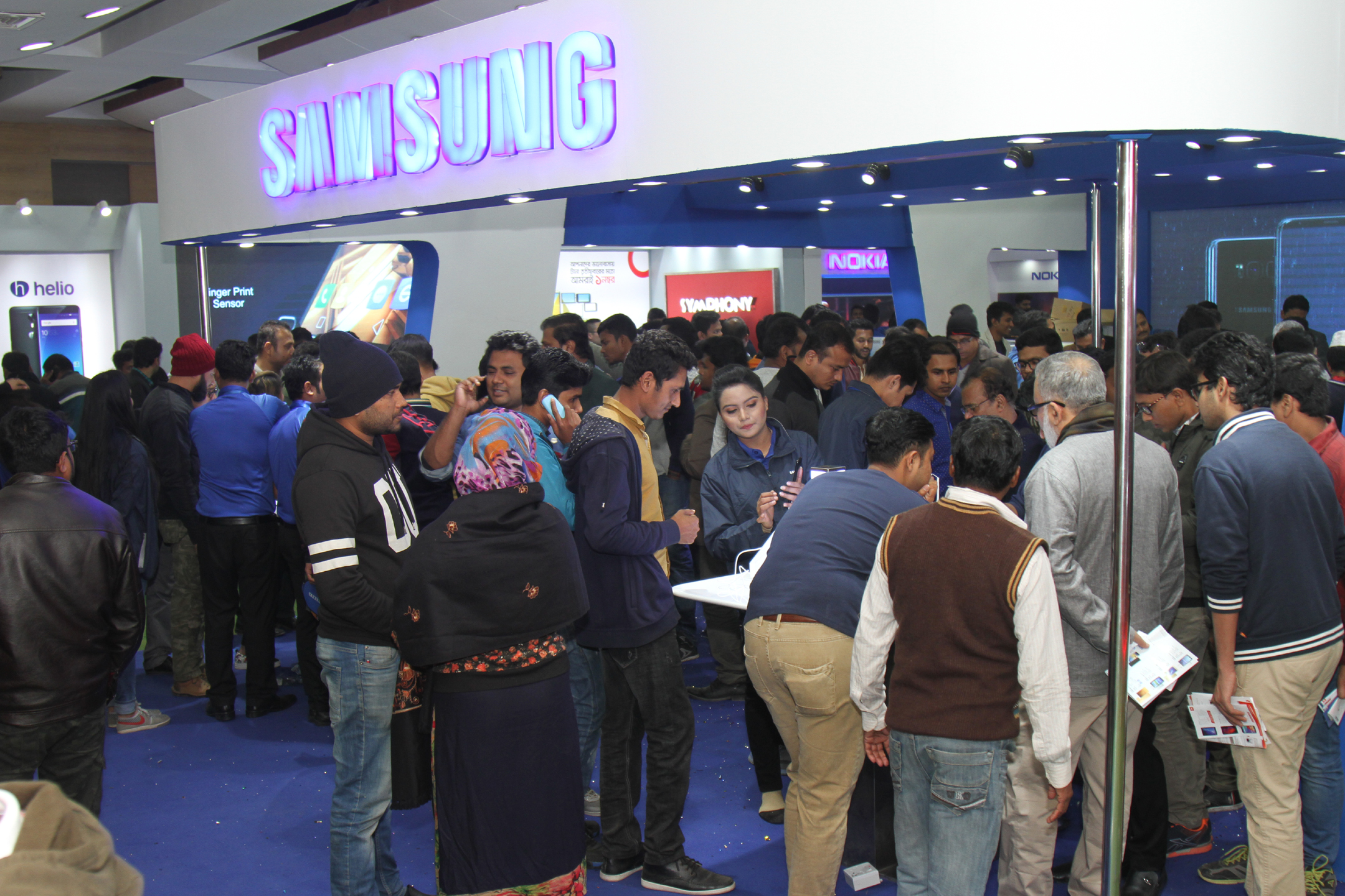 2nd Day PR Smartphone & Tab Expo Picture-01