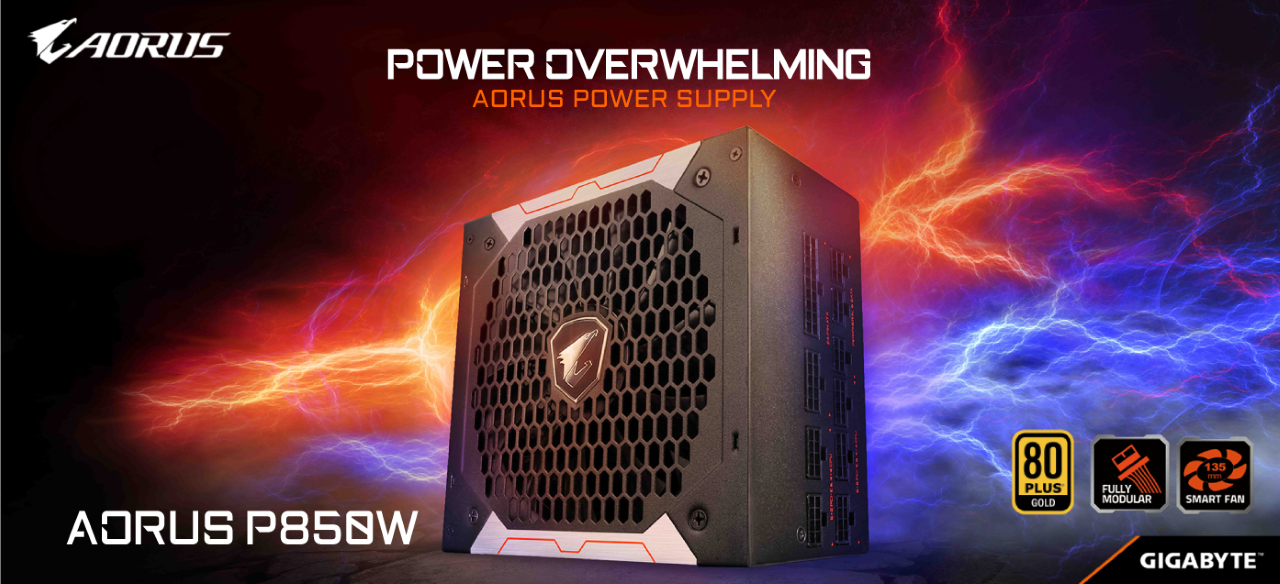 Auros Power Supply