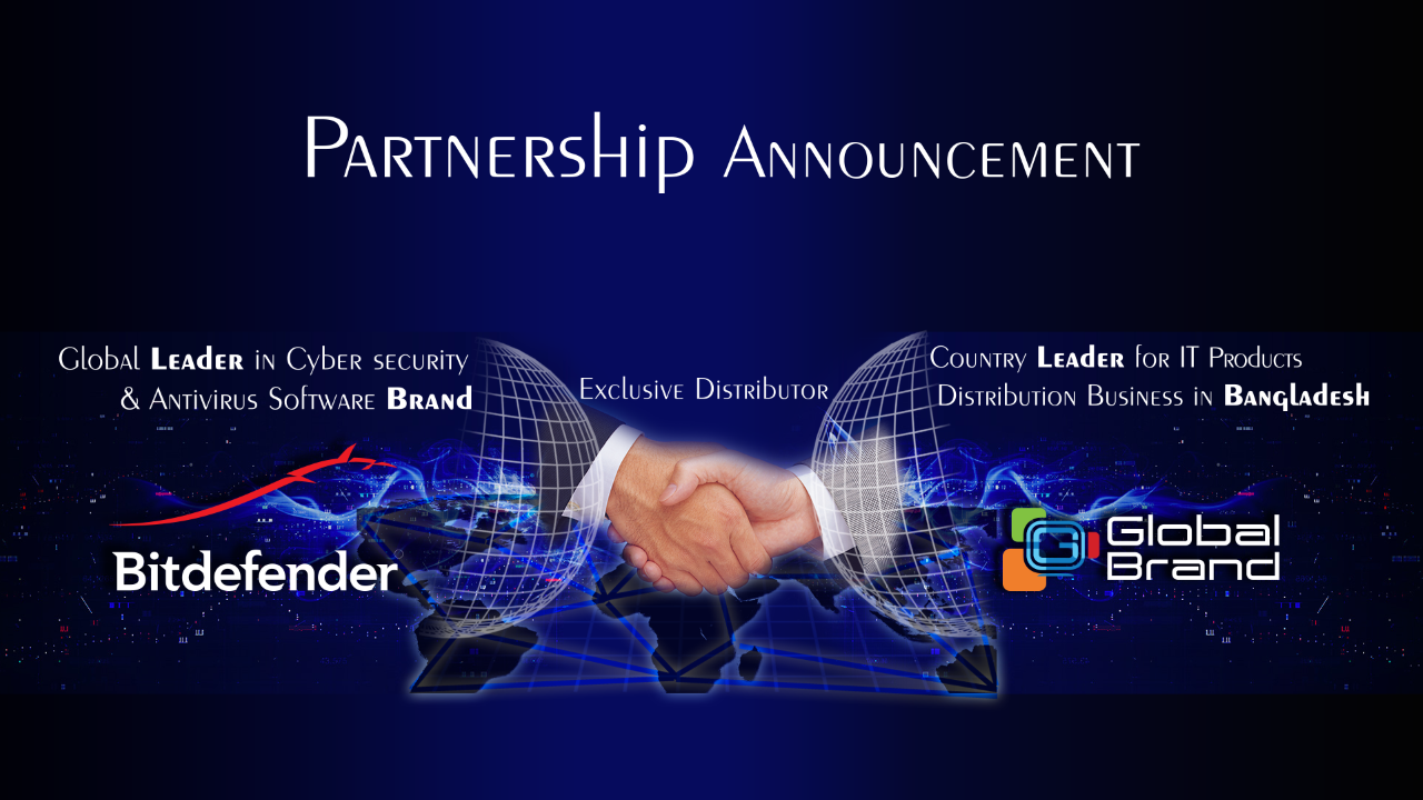 Bitdefender PARTNERSHIP-Announcement