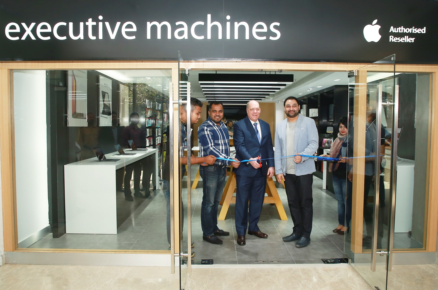 Executive Machines Gulshan Showroom Inauguration