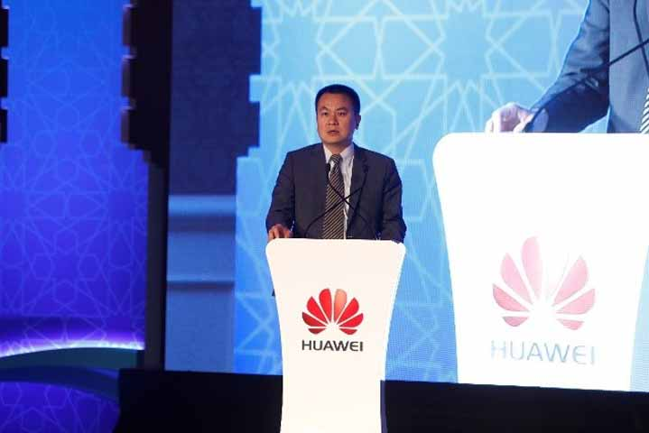 Huawei Demonstrates Safe and Efficient Oil and Gas ICT Solutions at ADIPEC (1)