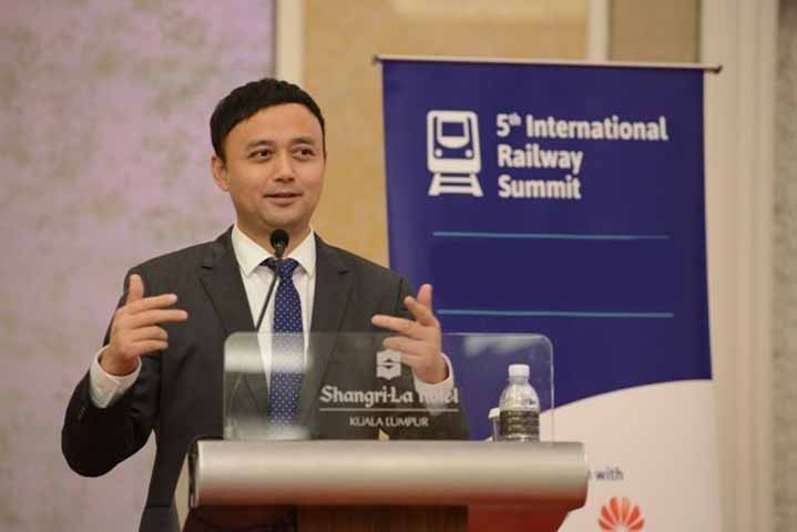 Huawei Holds the International Railway Summit to Accelerate Digital Railway Transformation with Leading New ICT (1)