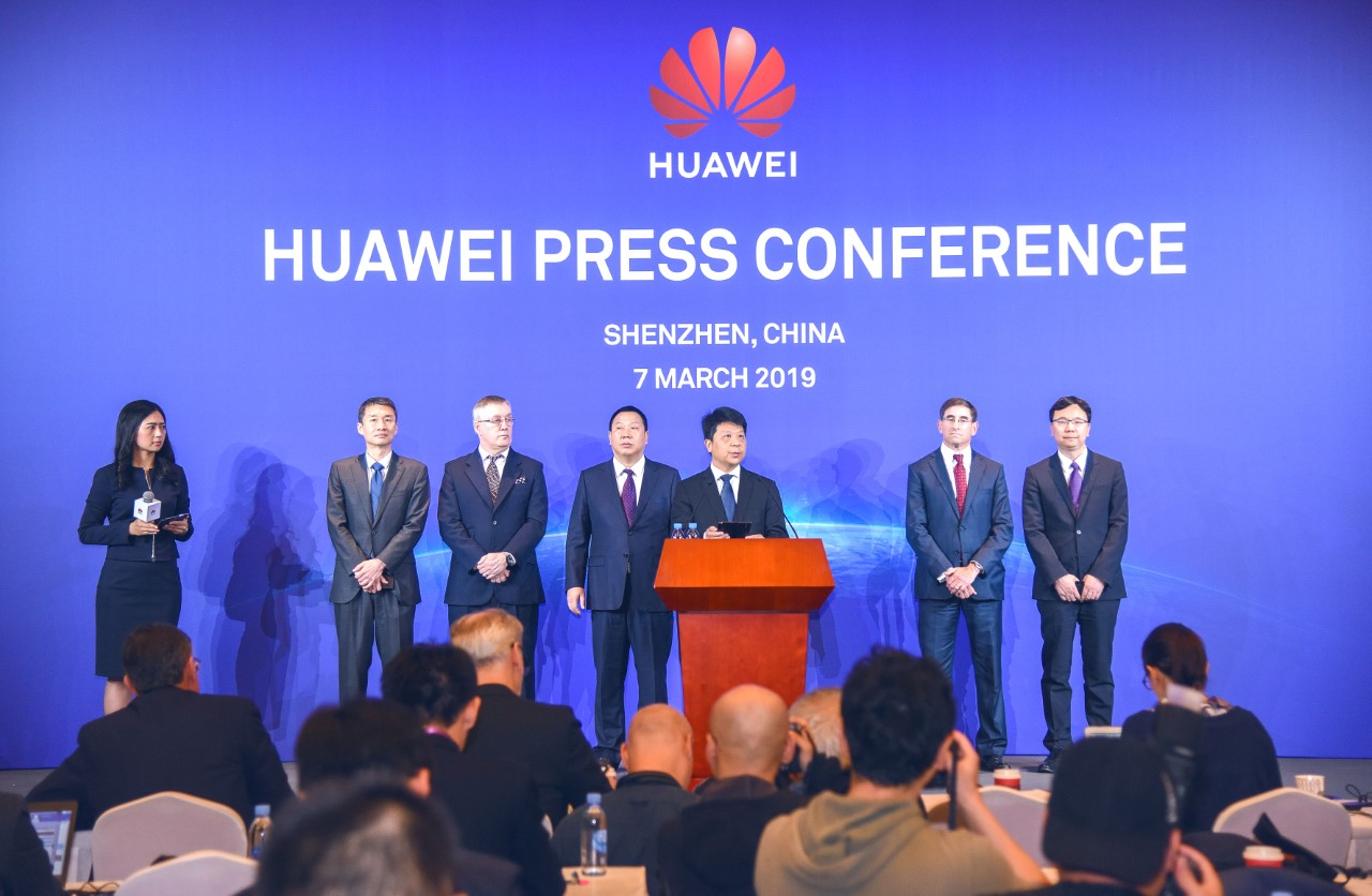 Huawei Sues the U.S. Government