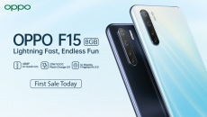 OPPO F15 Sale Started in Bangladesh