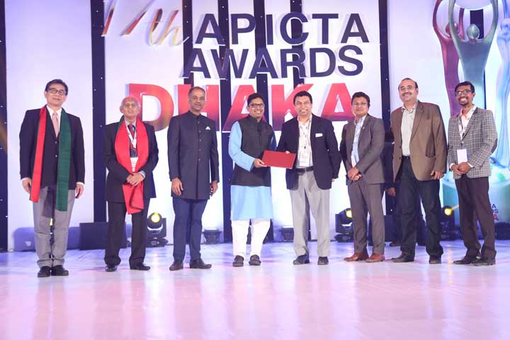 REVE Antivirus receives APICTA 1st Merit award Photo