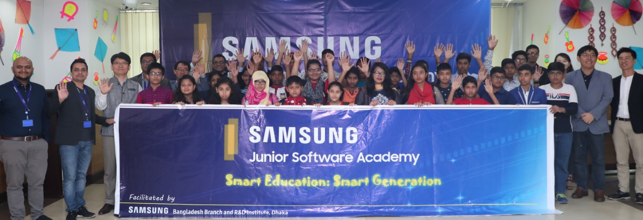 Samsung brings tech academy for children