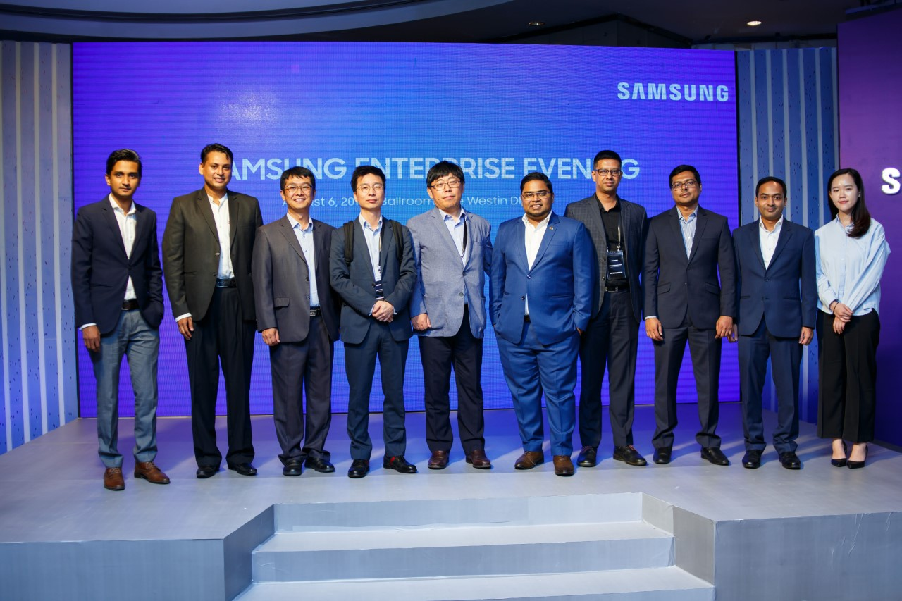 samsung enterprise evening