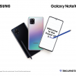 samsung galaxy note 10 light